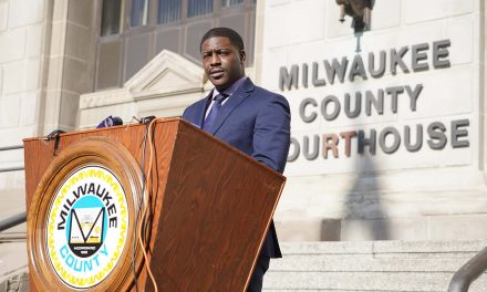 County Executive David Crowley outlines measures to heal racial injustices in his State of the County speech