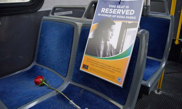 MCTS creates Rosa Parks scholarship as part of 5th annual tribute to her resistance of bus segregation