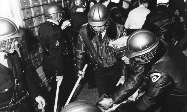 The Madison Method: Former police chief suggests alternative to military tactics and escalation