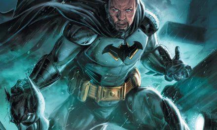 John Ridley's new DC comic book superhero will feature Tim Fox character as first Black Batman