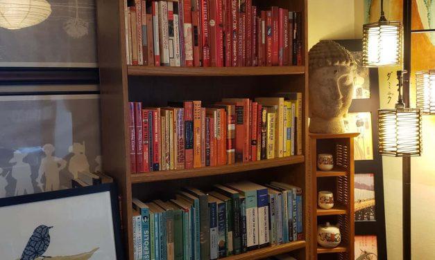 We Need Imagination: A glance at my 2020 bookshelf