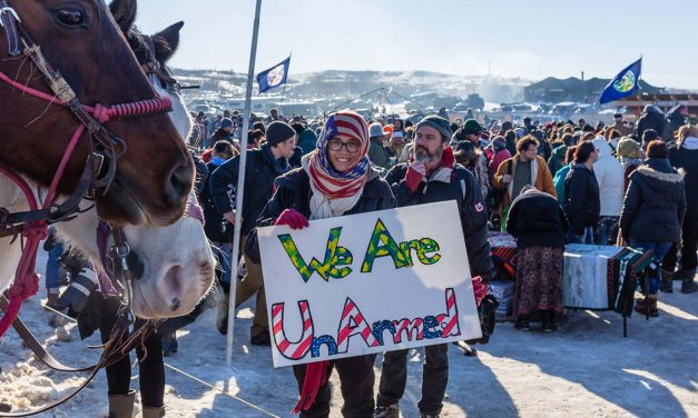 Unequal Justice: Standing Rock activists react to passive response by police during Capitol Insurrection