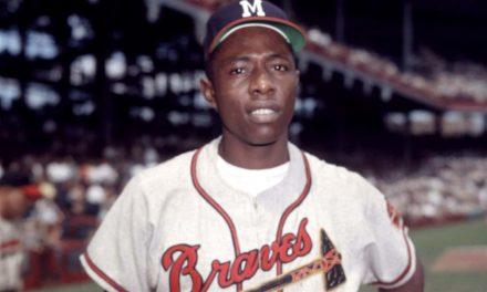 "Longtime home run leader and former Milwaukee baseball player ""Hammerin"" Hank Aaron dies at 86"