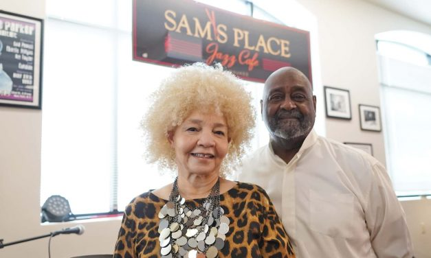 Musician Sam Belton opens his highly anticipated Sam's Place Jazz Cafe at historic Harambee location