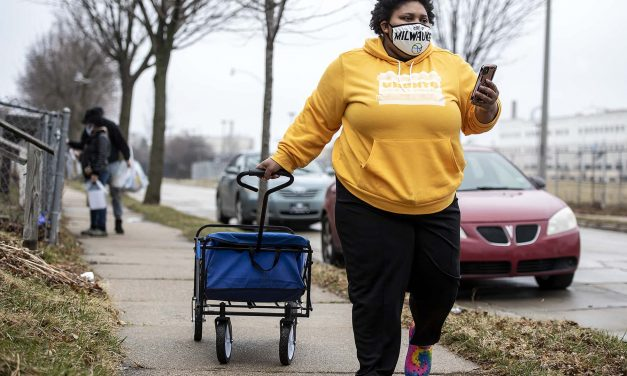 Local advocates work to narrow racial disparities for those not given the option to get vaccinated