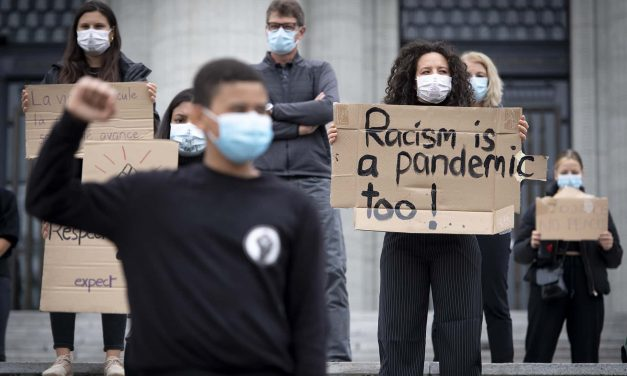 Action Follows Faith: What Christians should do when their Church remains silent about Racism