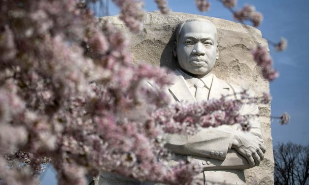 The full scope of MLK's dream took on the issues of poverty and war along with systemic racism