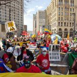 Milwaukee in May: Annual community march highlights immigrant rights and representation