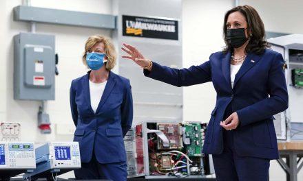 Vice President Kamala Harris promotes $2T infrastructure plan during visit to Milwaukee