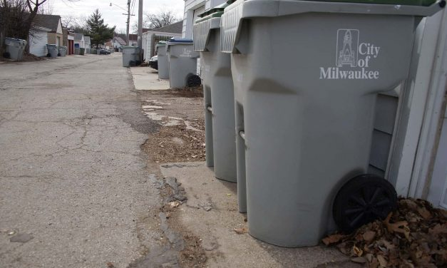 Milwaukee dramatically increases the amount of curbside recycling collected under new program