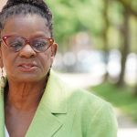 Representative Gwen Moore joins clean energy advocates in urging support for infrastructure plan