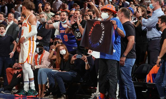Another manifestation of hate: Racists NBA fans and the fear of calling them out