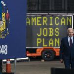 President Joe Biden details bipartisan deal on infrastructure during trip to Wisconsin