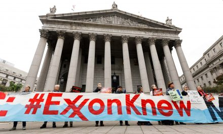 Big Oil's dirty secrets: Petroleum giants face a reckoning for the devastation caused by fossil fuels