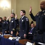 Police officers deliver emotional testimony about the day Trump sent domestic terrorists to attempt a coup