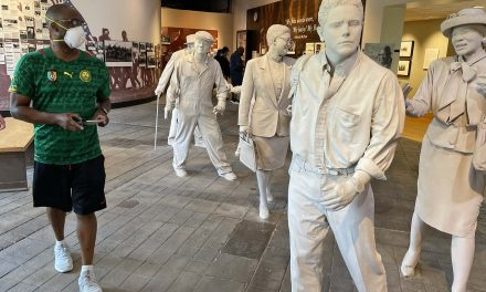 Reggie Jackson: My journey to visit Birmingham, Alabama and the history some want us all to forget