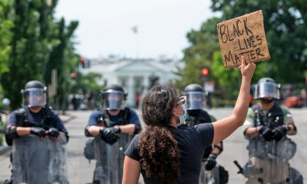 """The """"dangerous neighborhood"""" trope: How wars overseas are linked to police brutality at home"""
