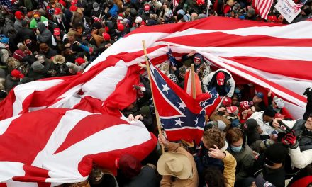 September 18: Fears mount over a second insurrection by rightwing extremists at upcoming Capitol rally