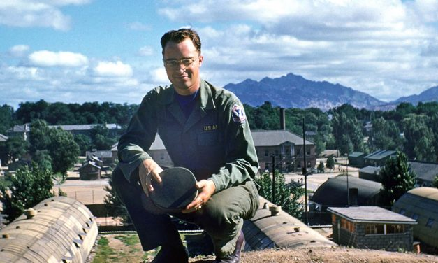Bruce J. Kremer: Rare 1954 color photos from soldier taken in post-War Korea preserved in Milwaukee