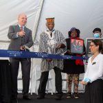 Harpole Building: Bader Philanthropies names its Harambee HQ in honor of Reuben and Mildred Harpole