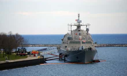 Milwaukee's Finest: U.S. Navy Commissions Newest Ship