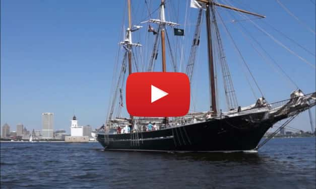 Video: Sailing Sullivan