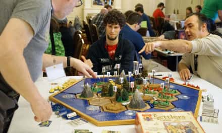Gaming enthusiasts return for annual Midwinter Convention
