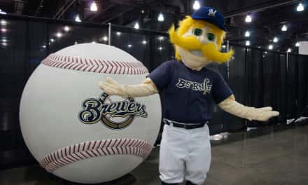Photo Essay: Brewers On Deck