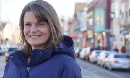 Meagan Holman: On being a political mom