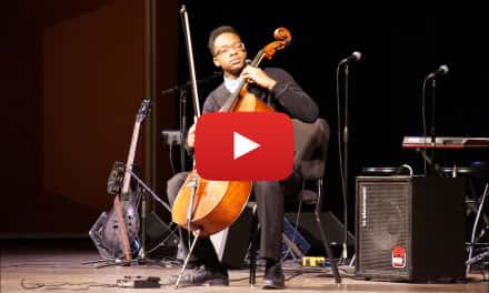 Video: Malik Johnson tribute to MLK