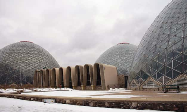 Public Hearing to discuss fate of The Domes