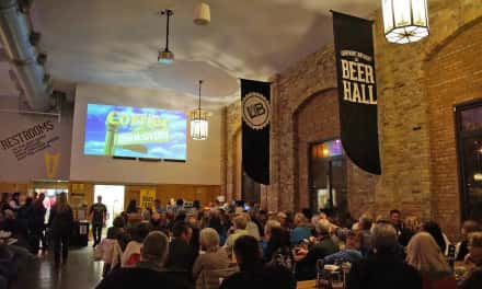 Photo Essay: PBS Preview at Lakefront Brewery