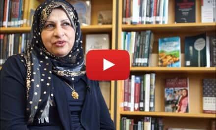 Janan Najeeb: An Interfaith Education