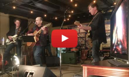 360° Video: Cabin Fever at Anodyne Coffee