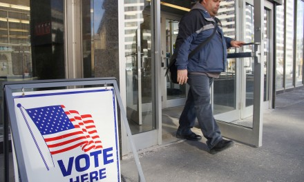 Educators show concern by voting early