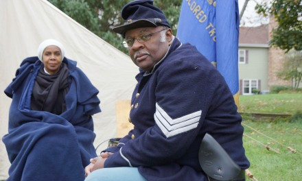 Colored veteran to receive military honors after a century