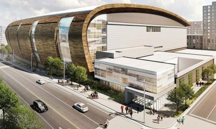 Bucks release new renderings of arena design