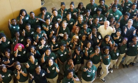 Youth apply for annual summer jobs program