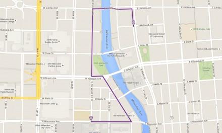 Map: St. Patrick's Parade