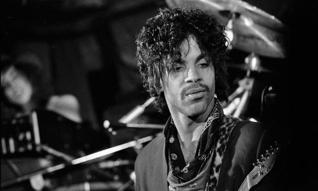 Prince in 1981 as seen by legendary Milwaukee photographer