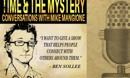 Time & The Mystery Podcast: Ben Sollee