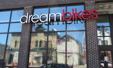 DreamBikes offers youth employment and career counseling
