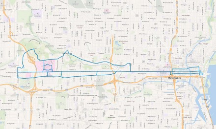 Map: Bus Rapid Transit Project