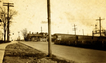 Shorewood Ghost Train