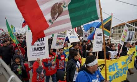 Immigration Rights groups call for May 1st national strike