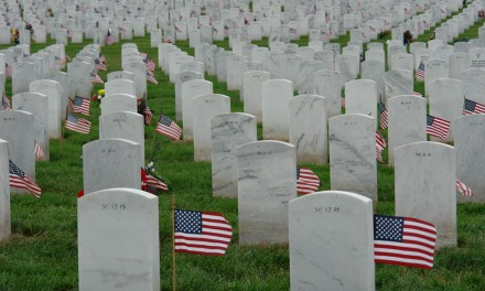 A prayer for the fallen on Memorial Day