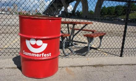 New street name acknowledges Summerfest's history