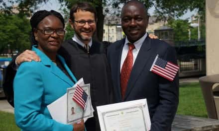 Photo Essay: America's newest citizens call Milwaukee their home