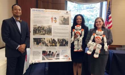 Kathleen Baert: Mr. Roboto goes to Washington