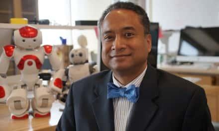 Andrew B. Williams: God and Robotics